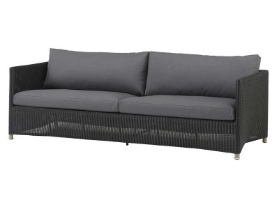 Cane-line - DIAMOND 8503 3-pers. sofa / Weave