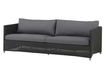 Cane-line: Diamond 3-pers. sofa, Weave