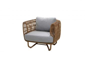 Cane-line - NEST 57421 loungestol / OUTDOOR
