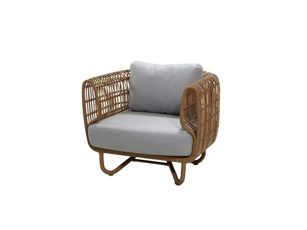 Cane-line: Nest loungestol OUTDOOR