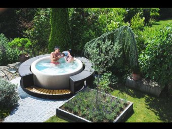 SOFTUB Inspiration til have og terrasse