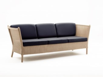 Sika Design - Duo 3 personers sofa