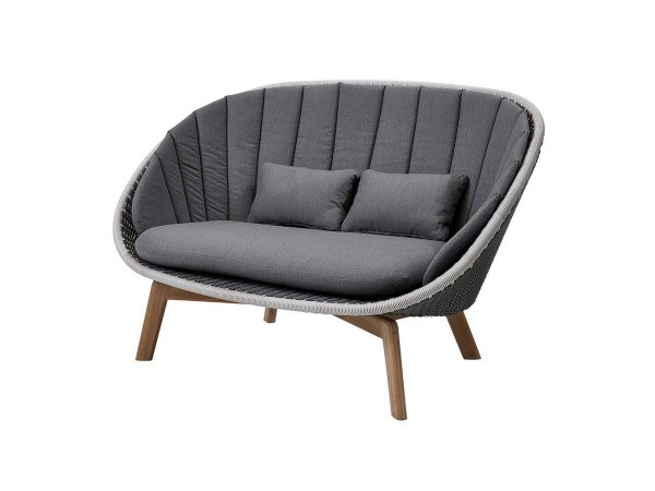 Cane-line: Peacock 2-pers. sofa, Cane-line Weave